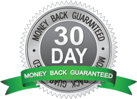 30 day money back guarantee green