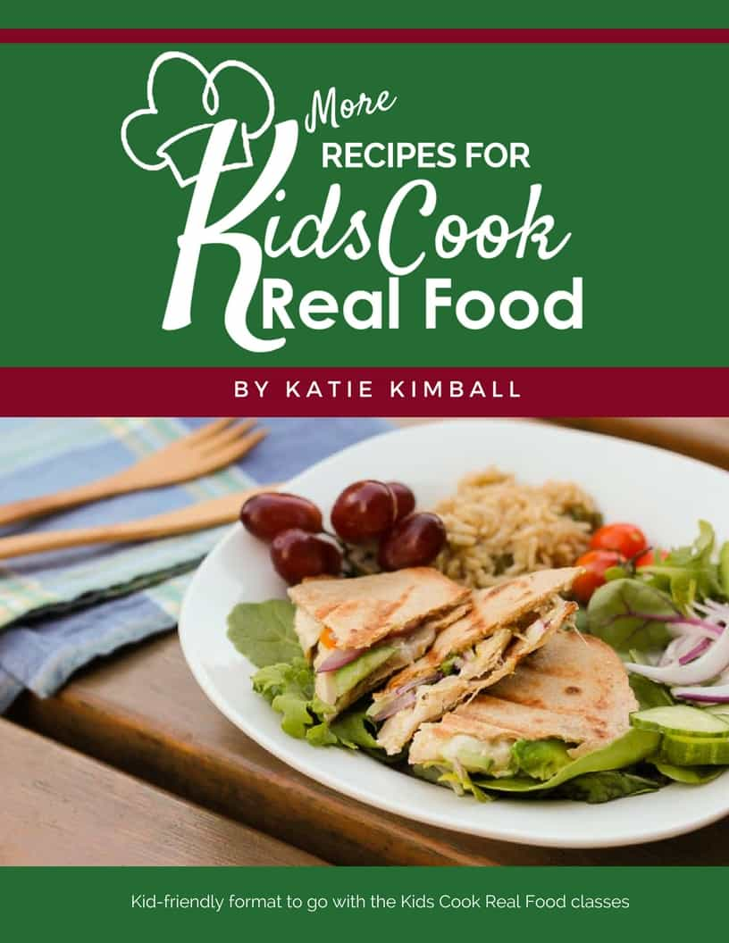 Recipes kids can make kids cook real food forumfinder Image collections