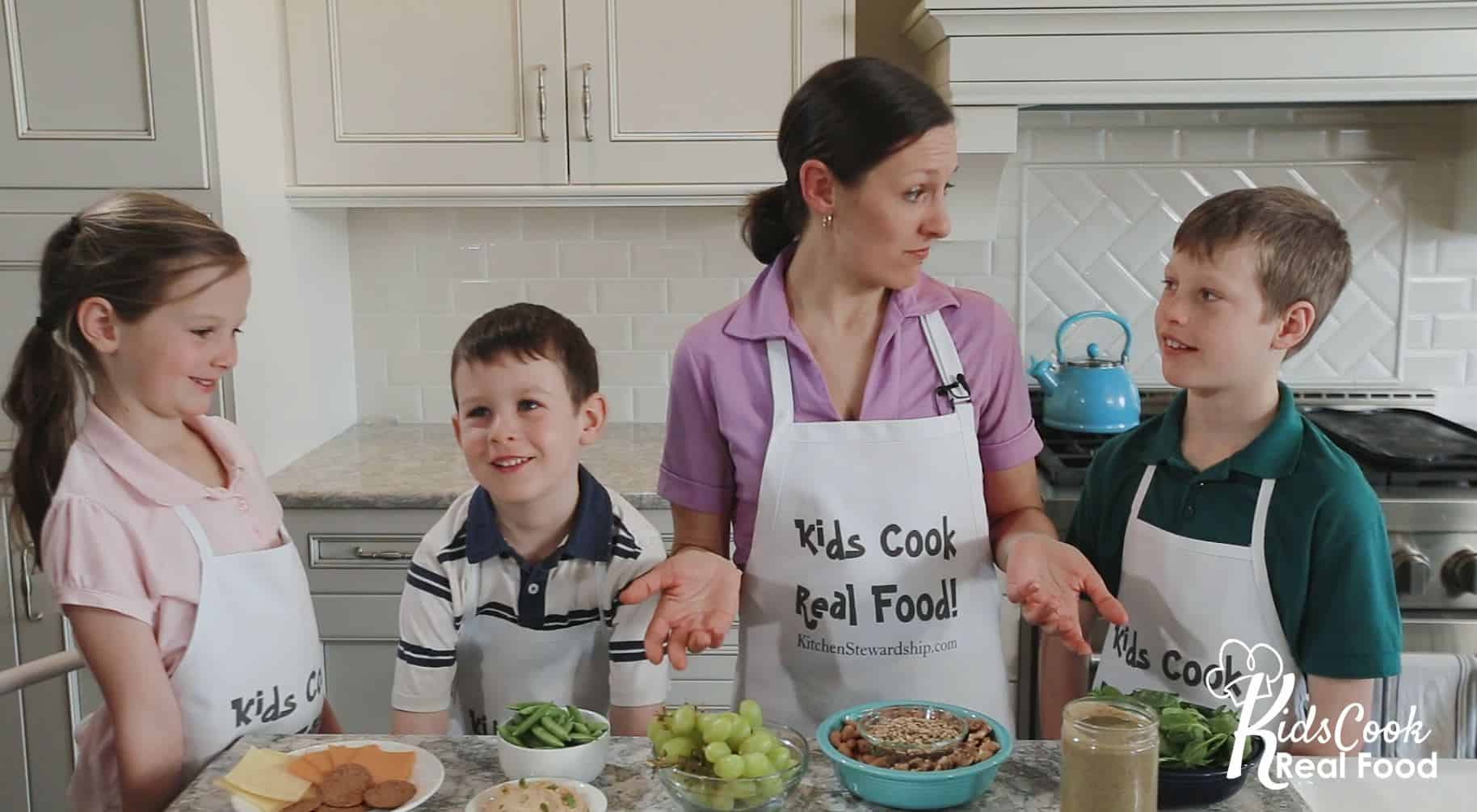 healthy snacks videos teach nutrition and recipes