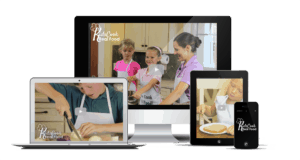 Kids Cook Real Food eCourse - VIP Access