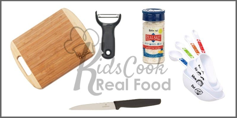 Kids Cook Real Food Supply Toolkit
