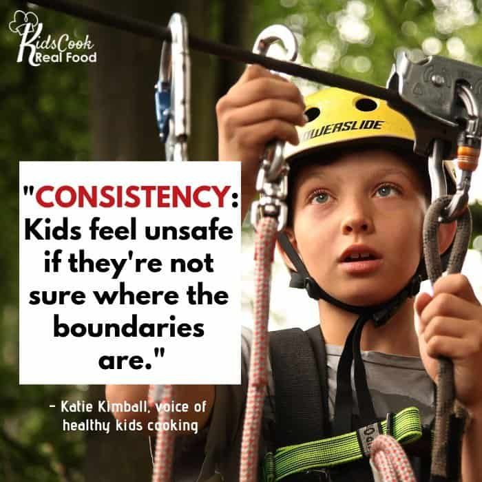 Quote about boundaries with kids