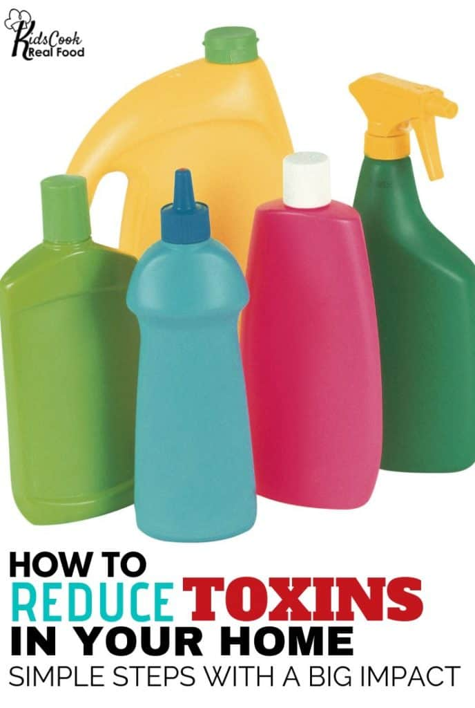 How to Reduce Toxins in Your Home