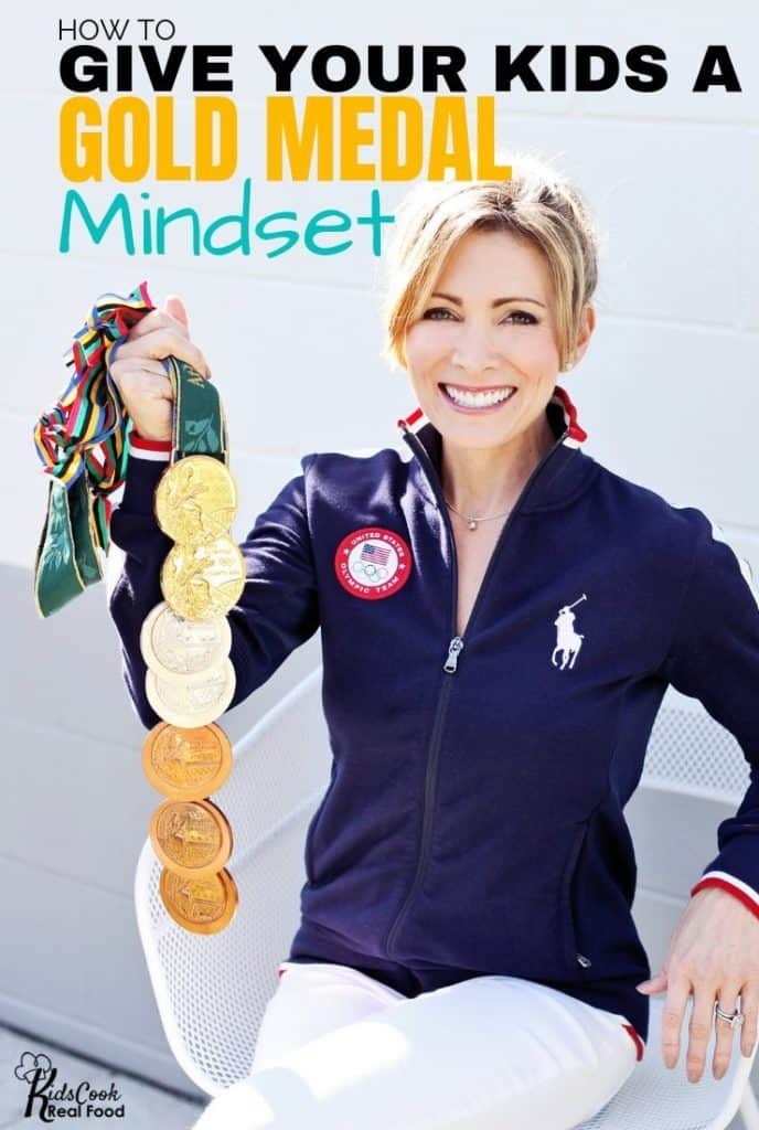 How to Give Your Kids a Gold Medal Mindset