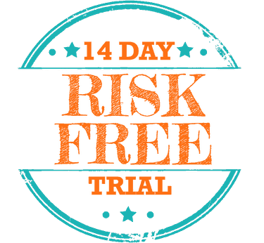 14 Day Risk Free Trial