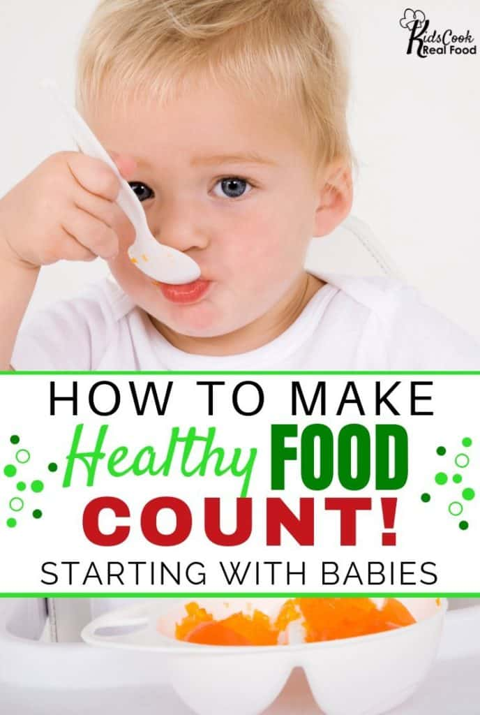 How to Make Healthy Food Count!