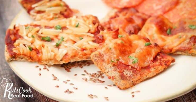 Grain-free pizza