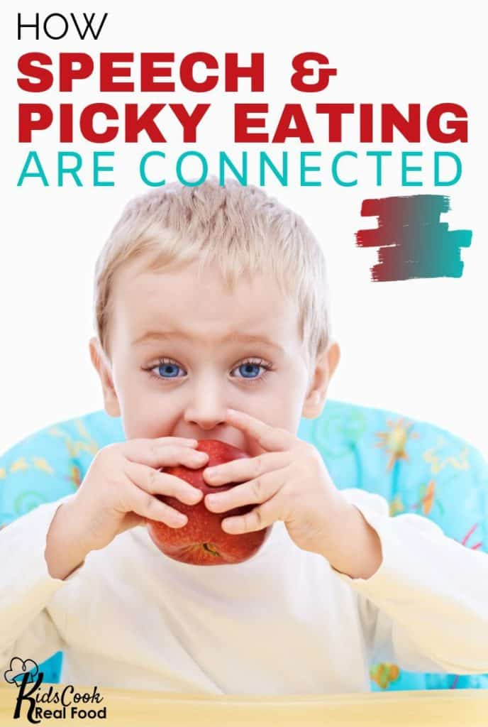 How Speech and Picky Eating are Connected