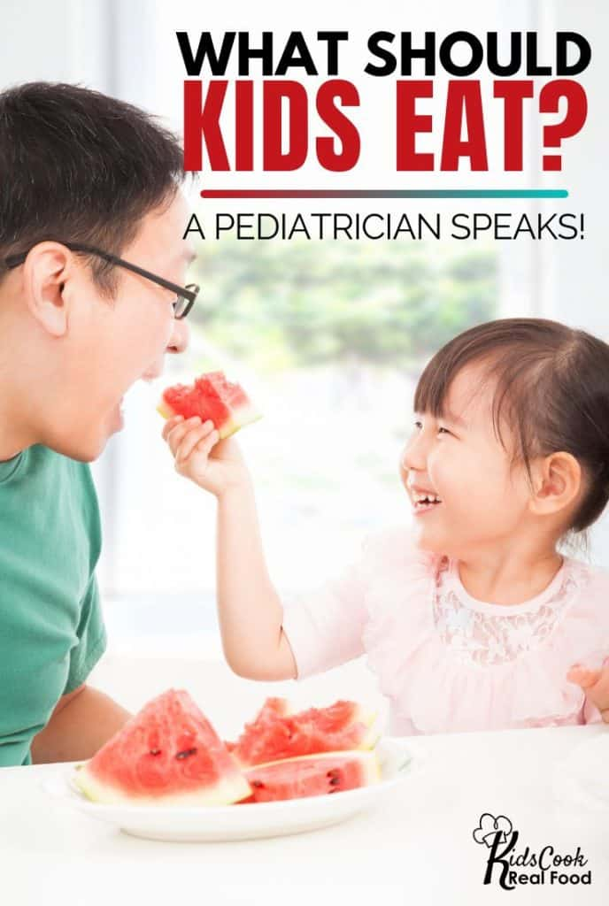 What Should Kids Eat?