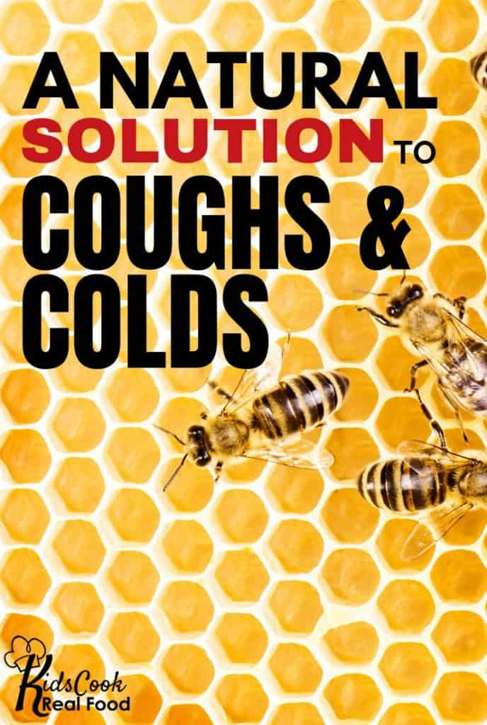 A Natural Solution to Coughs & Colds