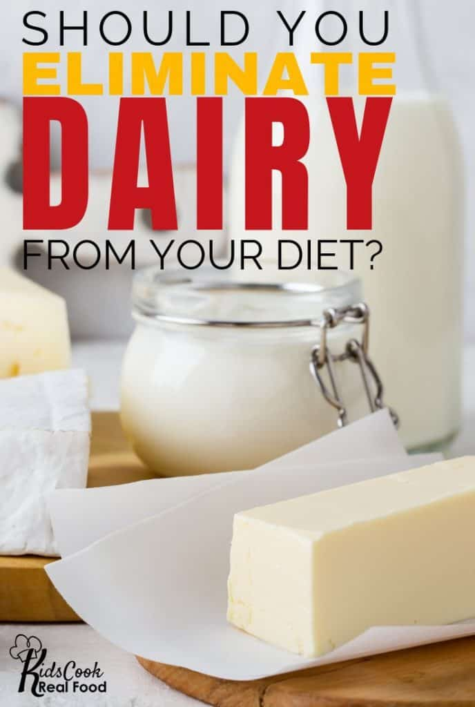 Should you eliminate diary from your diet?