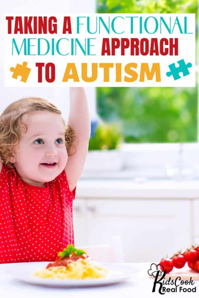 Taking a Functional Medicine Approach to Autism