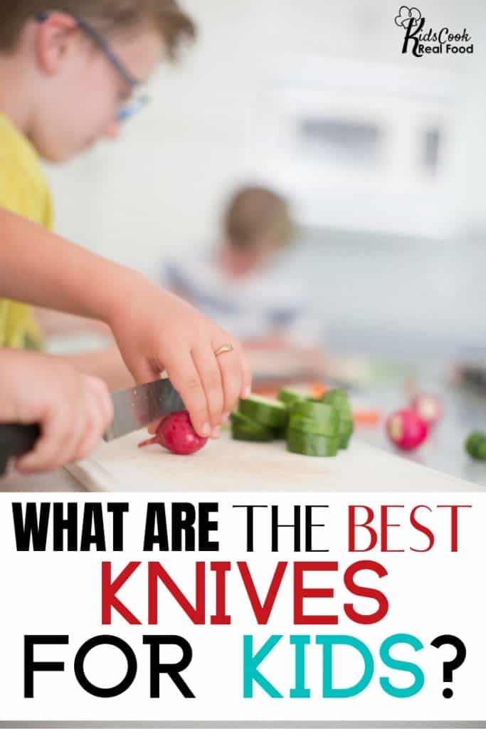 What are the best knives for kids?