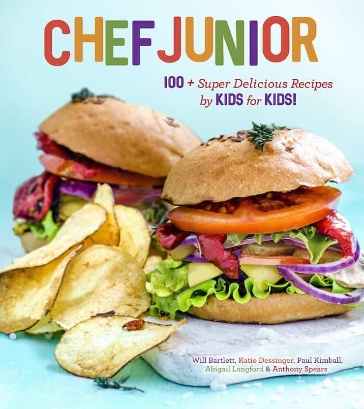 Chef Junior Cookbook
